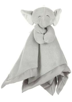 New Carter's Elephant Gray Grey Security Blanket Lovey Bab