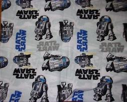 New Hand Crafted Star wars Robot Oversize Receiving Baby Bla