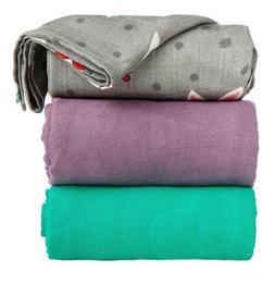 new just chillin 3 pcs blanket set