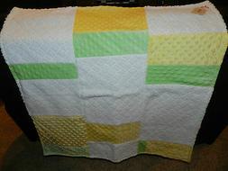 NEW- Lap Baby Blanket Comforter Nap Children Wheelchair Kids