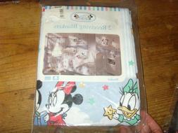 NEW NIP Disney Babies Receiving Blankets Baby infant set bla