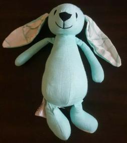 NEW NO BOX ADEN + ANAIS muslin bunny LOVEY SECURITY BLANKET