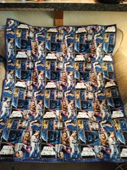 New quilted star wars blanket for toddlers and babies boys b