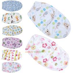 New Soft Newborn Baby Boys Girls Infant Swaddle Easy Wrap Sw