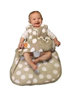 NEW Gunapod Unisex Sleep Sack Fleece Wearable Blanket Baby S