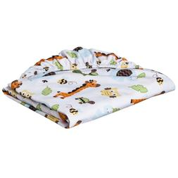 Circo Crib Sheet Baby Blanket