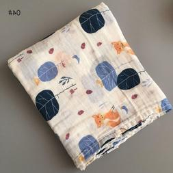 Newborn Baby Blanket For Winter Warmer Sleeping Beds Bath Wa