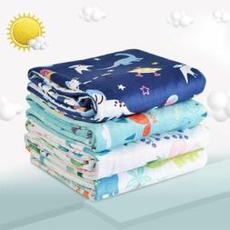 Boritar Newborn Baby Blanket Pram Crib Basket Infant Toddler