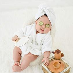 Newborn Baby Boy Girl Photography Photo Props Costume Bathro
