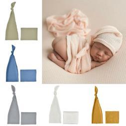Newborn Baby Cute Swaddle Velvet Blanket Sleeping Swaddle Mu