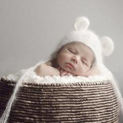 Newborn Baby Girl Boy Handmade Photography Prop Photo Croche