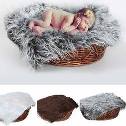Newborn Baby Girl Boy Stretch Wrap Infant Photography Photo