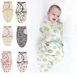 Newborn Baby Kids Cartoon Receiving Sleeping Blanket Wrap Sw