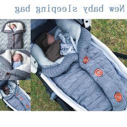 Newborn <font><b>Baby</b></font> Winter Warm Sleeping Bags I