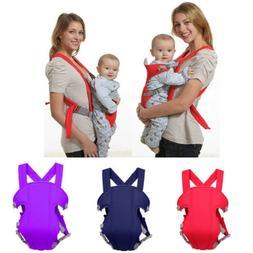 Newborn Infant Adjustable Comfort Baby Carrier Sling Rider B