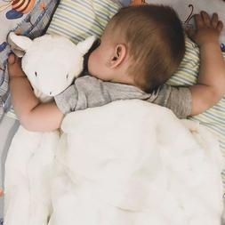 Newborn Infant Baby Unisex Swaddle Sleeping Bag Wrap Blanket