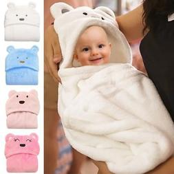 Newborn Swaddle Blanket Cocoon Sleeping Bag Infant Baby Boys