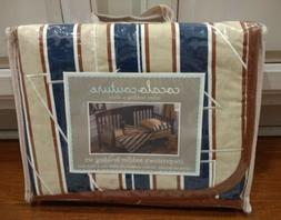 NIP Cocalo Couture Cooperstown 3 Piece Toddler Crib Bedding
