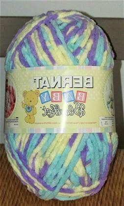 NIP/NEW  Large 10.5 oz  BERNAT Baby Blanket Big Ball Easter