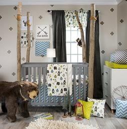 Glenna Jean North Country 3 Piece Crib Set