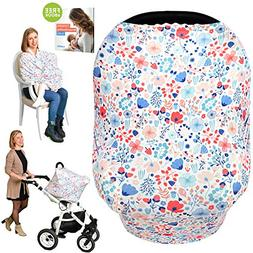Nursing Cover for Breastfeeding – Unisex Milk Feeding Scar