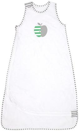 Love To Dream Nuzzlin Sleep Bag, White, Large