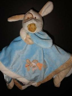 NWOT Blankets and Beyond Dog Boy's Blue Security Blanket Lov