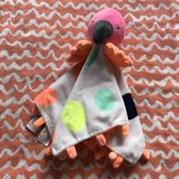 NWOT Target Oh Joy Flamingo Baby Security Blanket Lovey Pink
