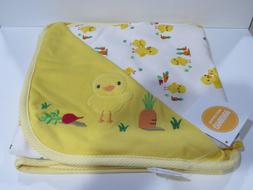 NWT Gymboree  Baby  Blanket One-Piece Unisex Yellow