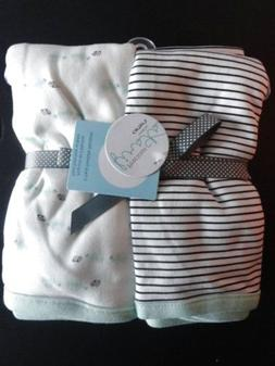NWT Carter's Precious Firsts Turtle/Snail and Striped Boy's