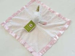NWT Circo Target Unicorn Pink White Gold Plush Baby Satin Se