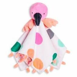 Oh Joy! Neon Dot Flamingo Baby Girl's Security Blanket Lovey