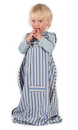 Merino Kids Organic Cotton Baby Sleep Bag For Toddlers 2-4 Y