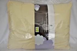 Naturepedic Organic Cotton PLA Pillow Standard Size Less Fil