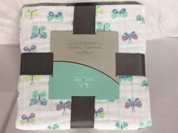 aden + anais Organic Dream Blanket, Mariposa