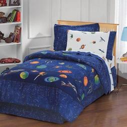 Dream Factory Outer Space Mini Bed in a Bag