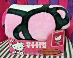 d33b93591 SANRIO HELLO KITTY Oversized Plush Throw Blanket 100% Premiu