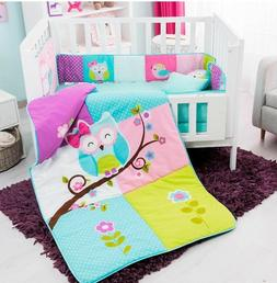Crib Bedding Owl