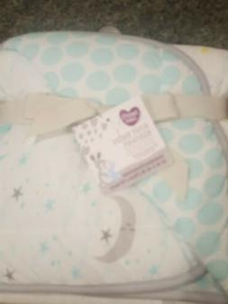 """PARENT'S CHOICE Double Layered Knit Baby Blanket 30"""" X 40"""""""