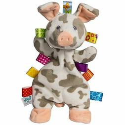 Taggies Patches Pig Lovey Soft Toy
