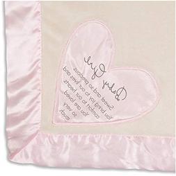 Pavilion - Baby Girl - Pink Silk Edge Royal Plush Baby's Fir