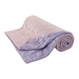 Personalized Baby Blankets for Baby Girl, Ultra Soft and Coz
