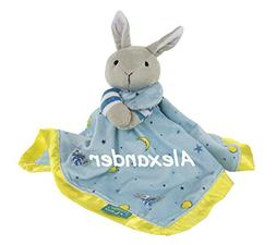 Goodnight Moon Personalized Bunny Snuggle Blanky Blanket - 1