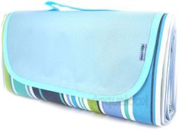 Picnic Mat, Water Proof Outdoor Mat, Beach Blanket Mat, Camp