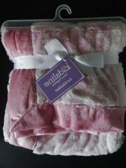 Kidsline pink blanket