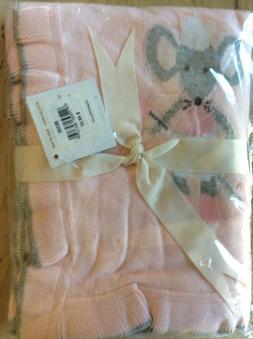 "Pink ""Mouse Princess"" Elegant Baby™""Blanket 30""X40""/NWT"