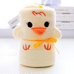 Plush Baby Blanket for Boy or Girl Super-Soft Microfiber Fle