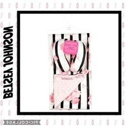 Betsey Johnson Plush Baby Blanket & Support Pillow