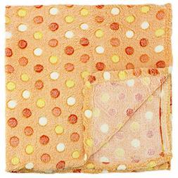 30x30 Inch Plush Fleece Baby Swaddle Blanket - Assorted Unis