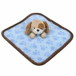 Koala Baby Baby Boys Plush Puppy Dog Security Blanket